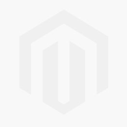 stack of white tealight candles in silver containers
