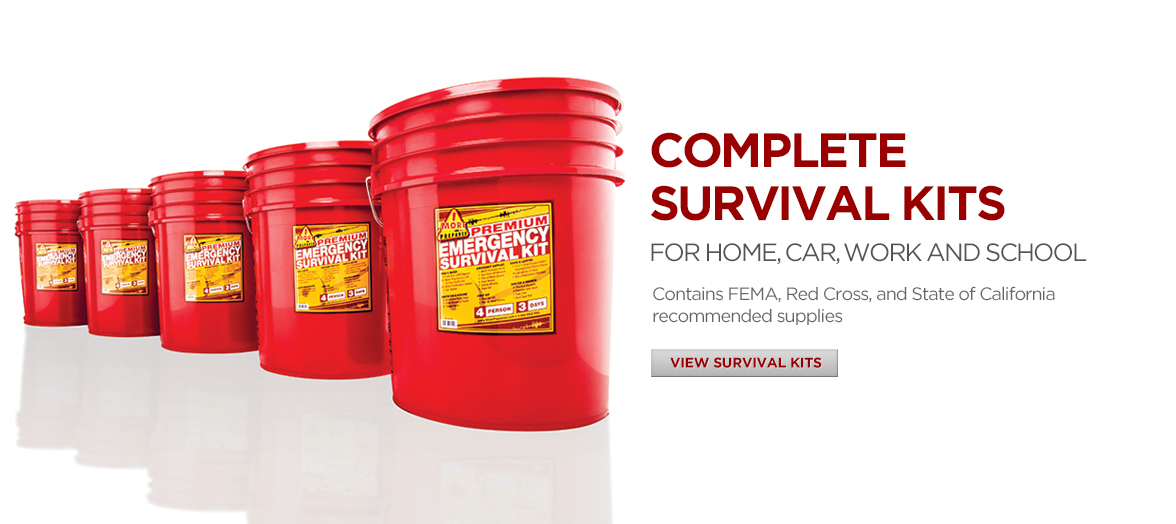Complete Survival Kits